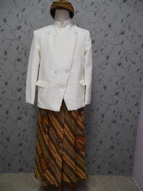 Baju Hitam Putih Untuk Pns jual beskap landung putih tulang pns murah grosir baju murah grosir dan eceran baju