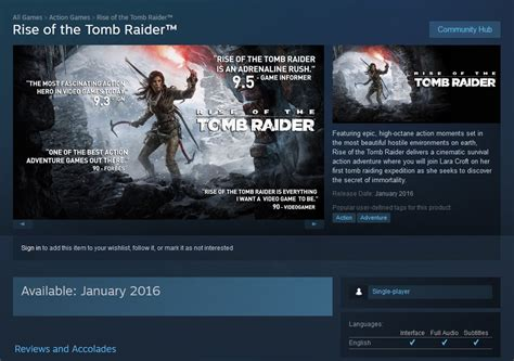 microsoft admits defeat xbox one without kinect coming rise of the tomb raider coming to pc in january 2016