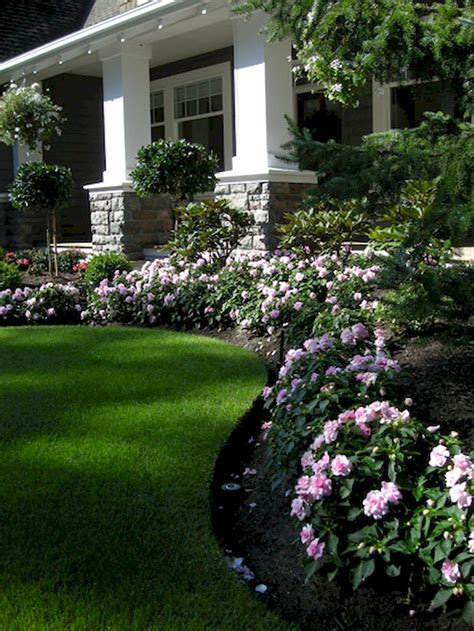 simple and beautiful front yard landscaping ideas on a budget 51 homeastern com
