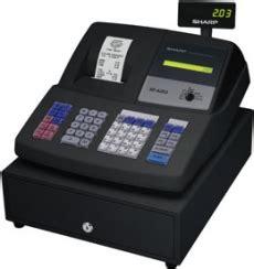 Mesin Kasir Sharp Xe A203 fungsi mesin kasir mesin kasir update