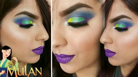 disney makeup tutorial disney mulan makeup tutorial youtube