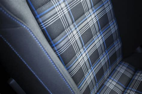 Vw Upholstery Fabric by Volkswagen Golf Gte Performance Autocar