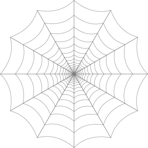 free web clipart spider web4