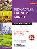 Pengantar Ekonomi Mikro Soft Cover toko buku amanah pengantar ekonomi mikro principles of