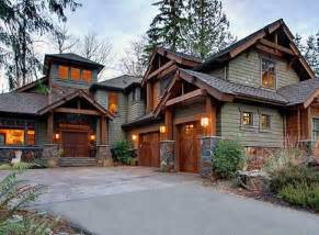 luxury craftsman style home plans plan w23534jd photo gallery luxury mountain premium