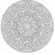 difficult level mandala coloring pages mandalas for