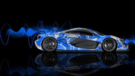 wallpaper abstract car mclaren p1 side abstract aerography car 2014 el tony