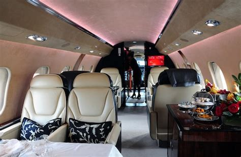 bd upholstery bombardier global express interior