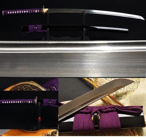 Handmade Japanese Swords - handmade japanese samurai functional sword katana