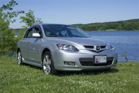 mazda 2008 3 hatchback manual car for sale purchase used 2008 mazda 3 s hatchback 4 door 2 3l manual great condition in alexandria