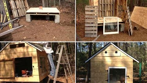Costruzioni Con Bancali by 4 Idee Per Costruire Una Casa In Pallet Di Legno Bcasa
