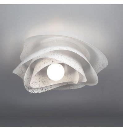 lade da soffitto di design applique plafoniera da soffitto design moderno rosa