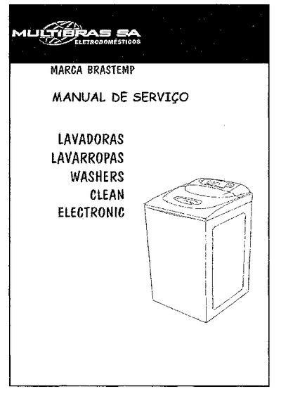 manual brastemp clean service manual repair schematics
