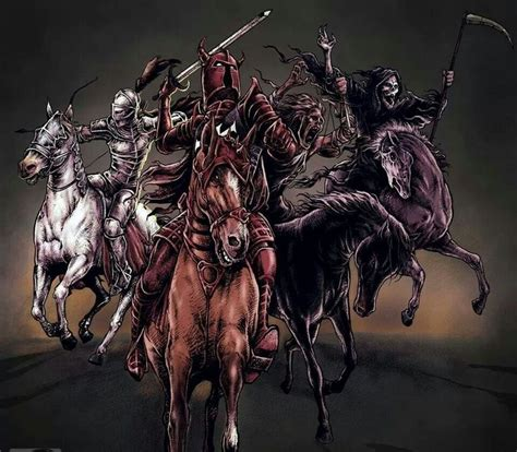the four horsemen tattoo designs 21 best four horsemen ideas images on