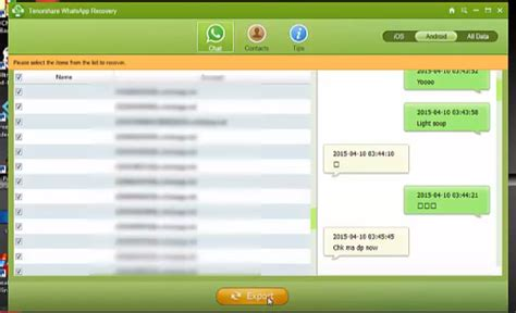 free whatsapp recovery tool to recover deleted messages for iphone android compumobitricks