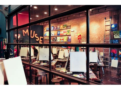 muse paintbar schedule muse paintbar now open at patriot place foxborough ma patch