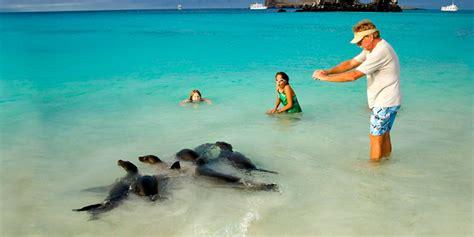 Beach Dining Room by Galapagos Package 4 Days Visiting Isabela And Santa Cruz