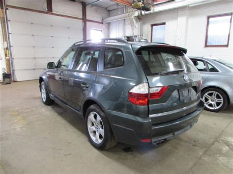 bmw x3 parts parting out 2007 bmw x3 stock 170236 tom s foreign