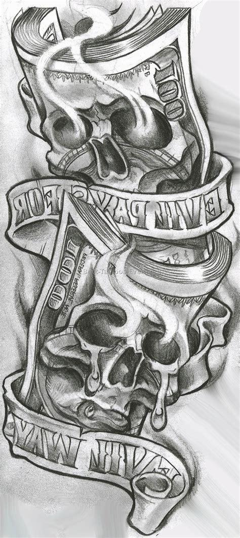 money tattoo ideas best tattoos ever