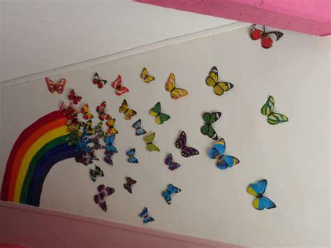 fresque chambre enfant les 25 meilleures id 233 es concernant activit 233 s de l arc en