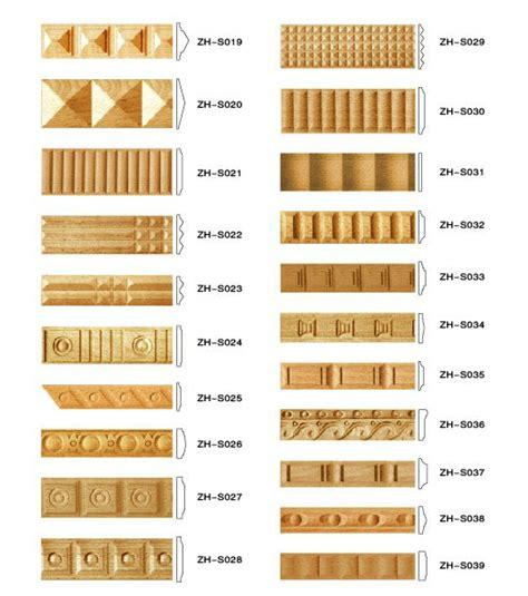 k pattern wood trim hand carved wood moulding decorative wooden molding