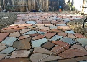 flagstone colors flagstone patios for your yard designwalls