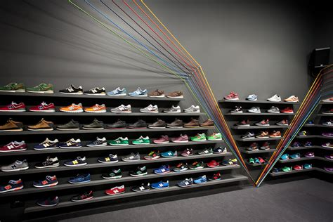 de colores store run colors sneaker store 4 fubiz media