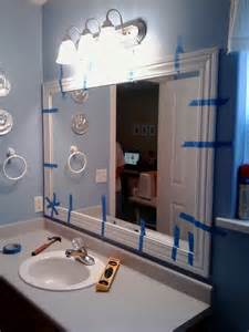 Mirrors In Bathrooms 1000 Ideas About Bathroom Mirror Redo On Large Bathroom Mirrors Large Bathrooms