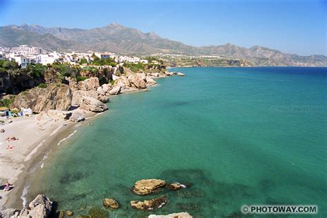 naturist holidays in andalucia spain costa del sol photos de nerja photo plage vacances en espagne costa del