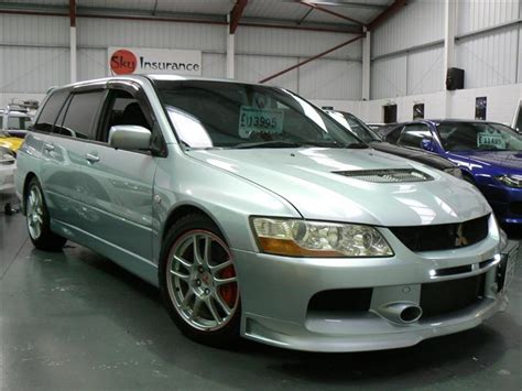 mitsubishi evo wagon used 2005 mitsubishi lancer evo 9 mr gt wagon for sale in