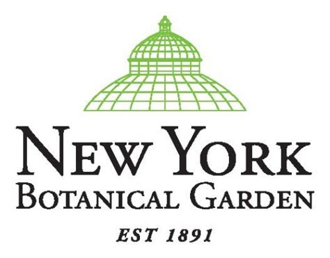 New York Botanical Garden Classes The New York Botanical Garden Branding Licensing