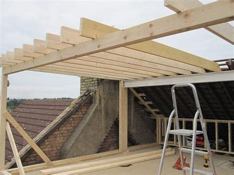 How To Install A Hip Roof Loft Conversion Construction Stages