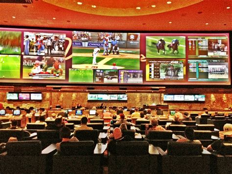 best las vegas sports books 5 great places to nfl
