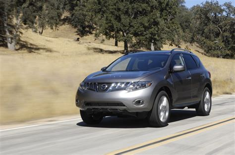 2009 nissan murano value 2009 nissan murano quot 360 176 value package quot launched