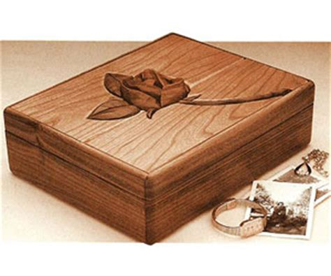 project working   woodworking plans jewellry box