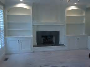 Built In Fireplace Bookshelves What Is The Cost For Custom Built In Bookshelves Around A