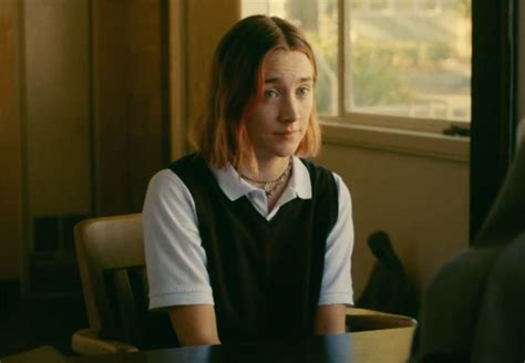 new movies releases lady bird by saoirse ronan and odeya rush lady bird trailer and poster featuring saoirse ronan