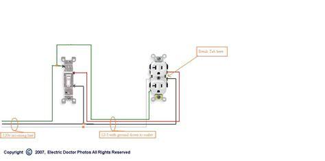 problem replacing   hot receptacle