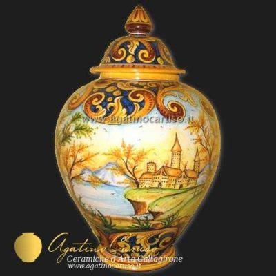 vasi di ceramica catalogo vasi caltagirone ceramiche di caltagirone