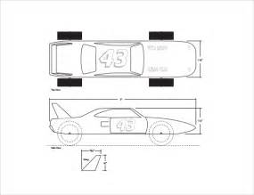 pine wood derby template pinewood derby pdf templates laptopfilecloud
