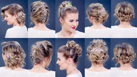 simple fancy hairstyles 5 prom hairstyles milabu