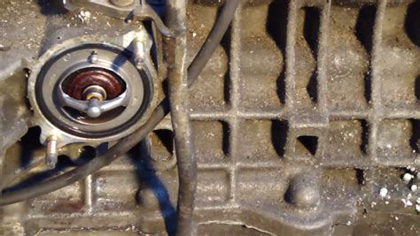 2004 Toyota Corolla Thermostat Location How To Remove Thermostat From Toyota Vvti Engine