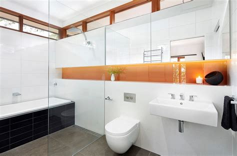 Badezimmer Spiegelschrank Habitat by 25 Bathrooms That Beat The Winter Blues With A Splash Of