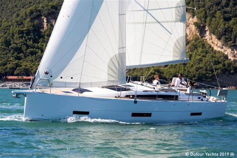 dufour grand large  yacht share  sale yachts  sale yachthub