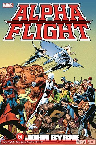 alpha flight by john 1302904051 alpha flight by john byrne omnibus import it all