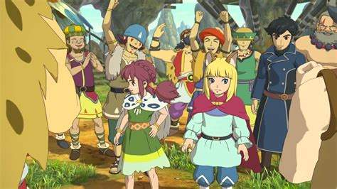 Ni No Kuni Ii Lets You Build Your Own Kingdom Level 5