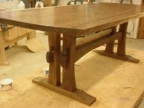 free wooden dining table plans woodworking projects