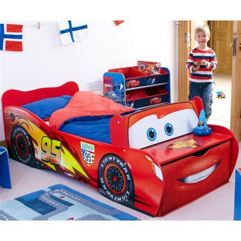 Lit Enfants Cars lit enfant en bois cars flash mcqueen 865189 achat
