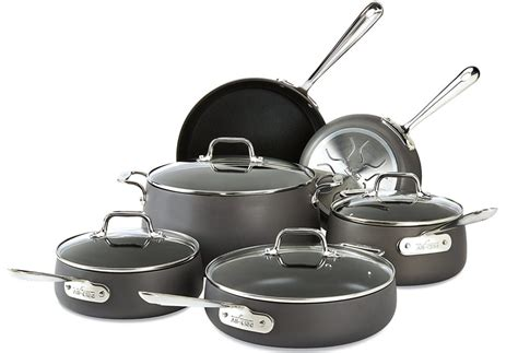 induction cooking with all clad best non stick induction cookware from cheap to expensive