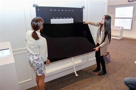 Tv Bracket 1 4mm Thick 32 65 Inch Tv Pts0025 photo gallery the lg signature oled w7 is astonishingly thin hardwarezone my